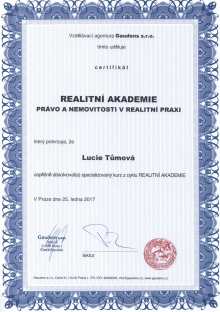 lucie-tumova-pravo-a-nemovitosti-realitni-akademie-certifikovany-makler-praha