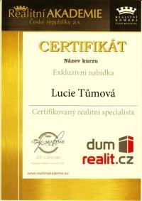 LucieTumovaCertifikovanyRealitniSpecialista